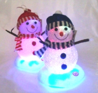 LIGHT UP AND SING SNOWMAN